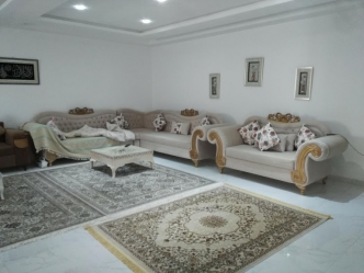S + 3 furnished in Hammamet center